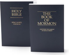 Free Book of Mormon and Bible